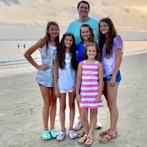 Luke and Emily Buffum Family