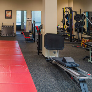Sports Physical Therapy Gym
